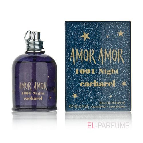 Cacharel Amor Amor 1001 Night EDT