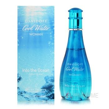 DavidoffCool Water Into the Ocean EDT