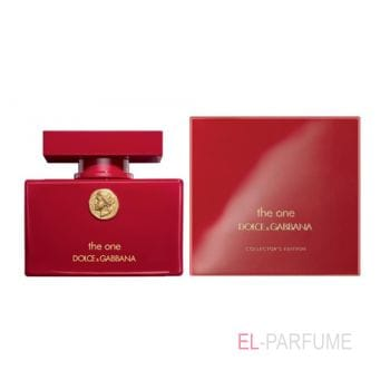 Dolce & Gabbana THE ONE COOLECTORS EDITION EDP