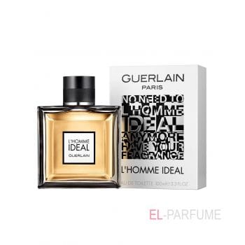 GUERLAIN L HOMME IDEAL EDT
