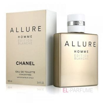 Chanel Allure Homme Blanche EDT