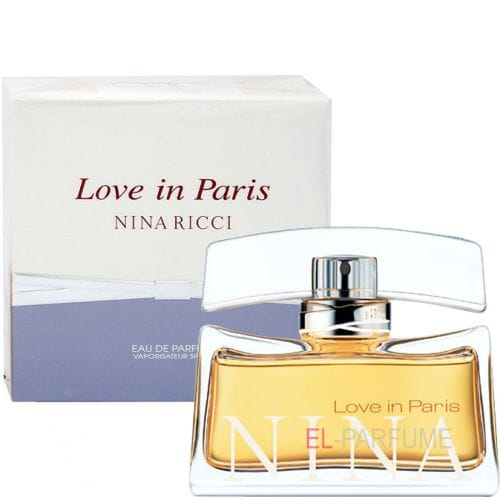 Nina Ricci Love in Paris EDP