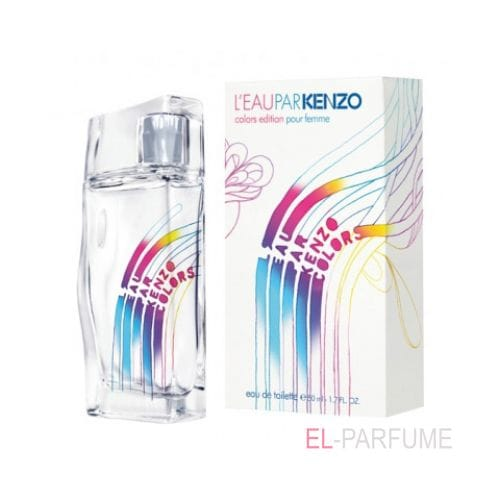 KENZO L'EAU PAR Colors Edition EDT