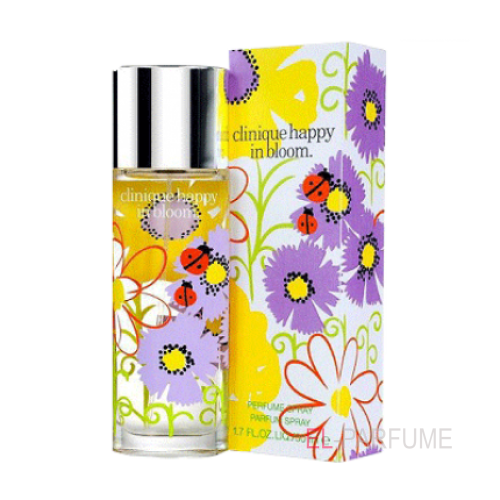 Clinique Happy IN BLOOM EDT
