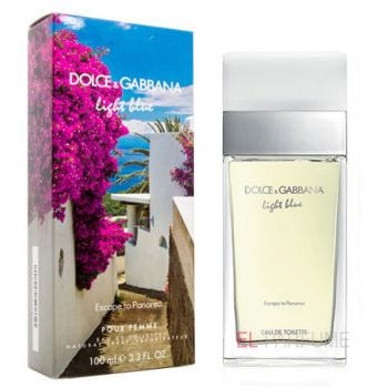 Dolce Gabbana Light Blue Escape to Panarea EDT