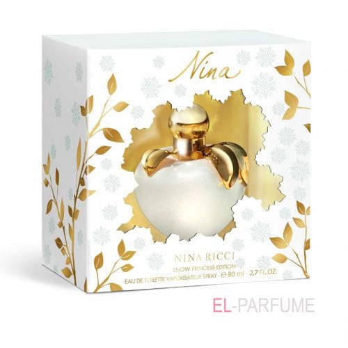 NINA RICCI NINA Snow Princess Edition EDT