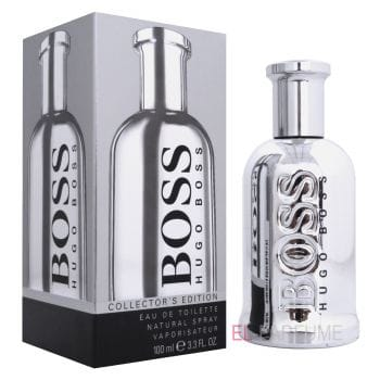 Hugo Boss Collectors Edition Silver EDT