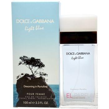 Dolce & Gabbana Light Blue Dreaming In Portofino EDT