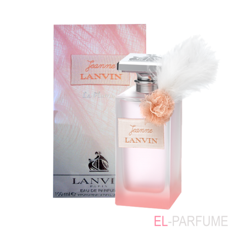 Lanvin Jeanne La Plume EDP