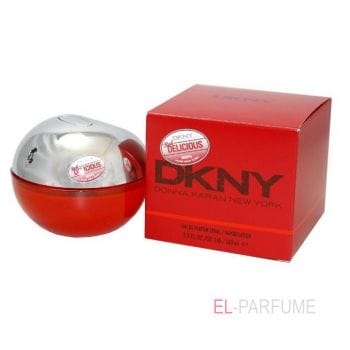 Donna Karan DKNY Be Delicious Red EDP