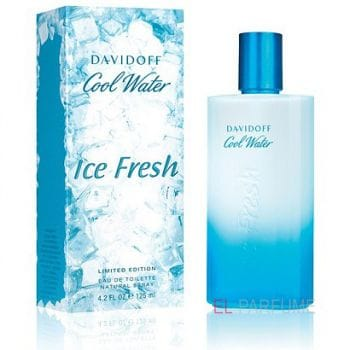 Davidoff Cool Water Ice Fresh Men EDT