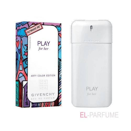 Givenchy Play for Her Arty Color Edition EDP